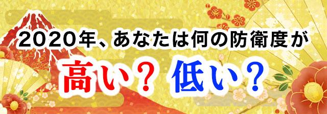 2020蟷エ 縺ゅ↑縺溘�ッ菴輔�ョ髦イ陦帛コヲ縺碁ォ倥>�シ滉ス弱>�シ�